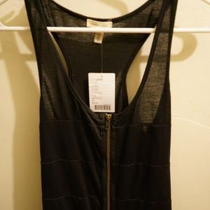 silent noise tank top from urban outfitters